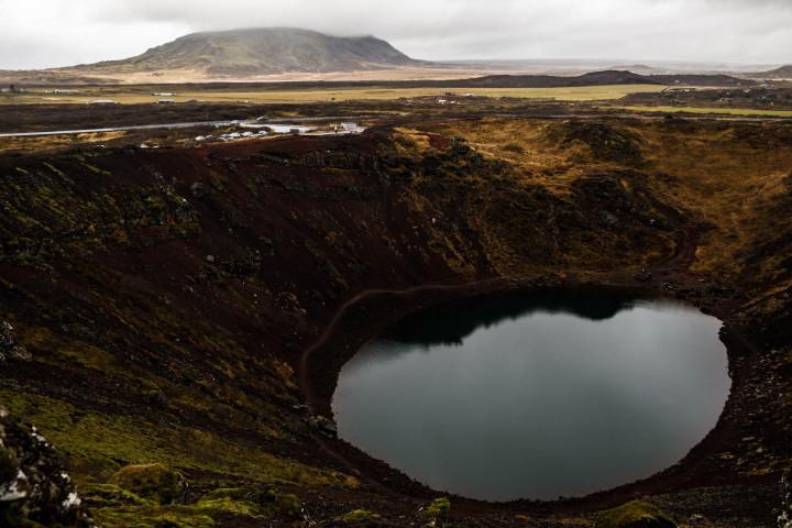 Kerid, Iceland #1 | Kai-Uwe Klauss Landscape Photography