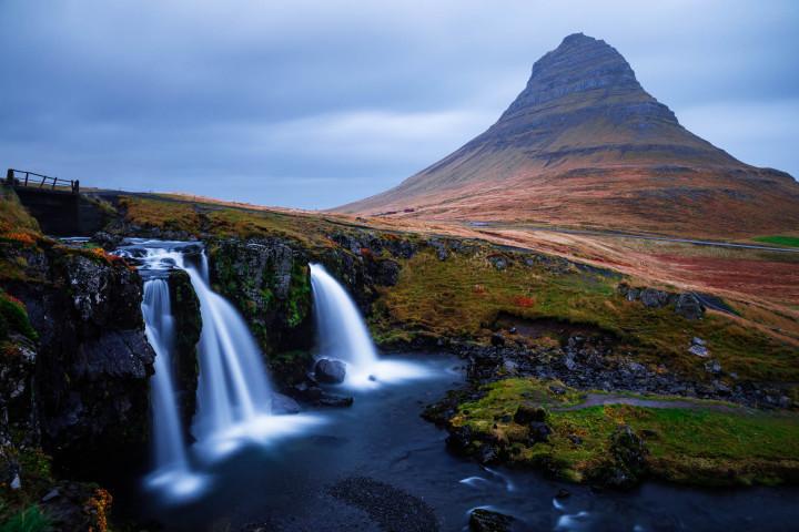 Kirkjufellfoss, Snæfellsnes, Iceland #2 | Kai-Uwe Klauss Landscape Photography