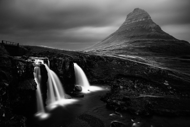 Kirkjufellfoss, Snæfellsnes, Iceland #1 | Kai-Uwe Klauss Landscape Photography
