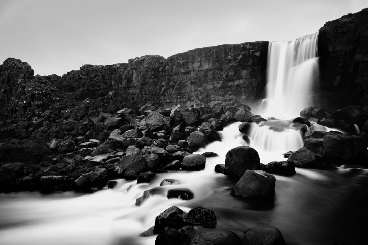 Xarárfoss, Iceland #3 | Kai-Uwe Klauss Landscape Photography