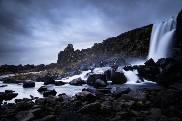 Xarárfoss, Iceland #1 | Kai-Uwe Klauss Landscape Photography