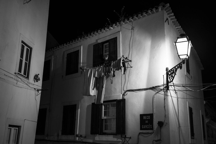 Lissabon, Alfama #3 | Kai-Uwe Klauss Architecture Photography