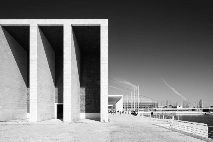 Pavilhão de Portugal, EXPO-Gelände, Lissabon #4 | Kai-Uwe Klauss Architecture Photography
