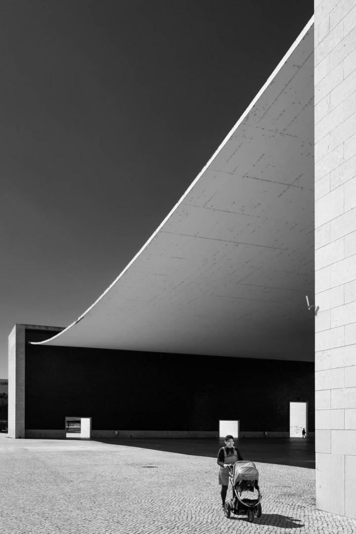 Pavilhão de Portugal, EXPO-Gelände, Lissabon #1 | Kai-Uwe Klauss Architecture Photography