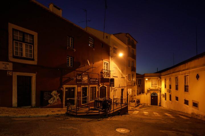 Lissabon, Alfama #4 | Kai-Uwe Klauss Architecture Photography