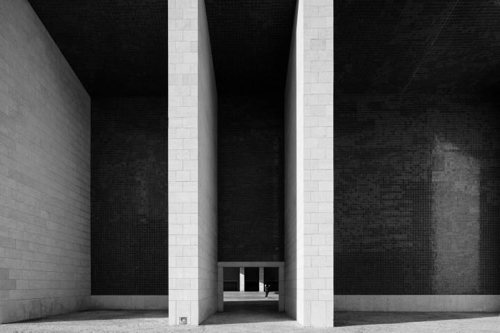 Pavilhão de Portugal, EXPO-Gelände, Lissabon #2 | Kai-Uwe Klauss Architecture Photography