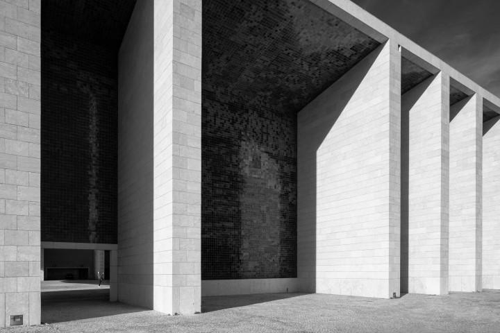 Pavilhão de Portugal, EXPO-Gelände, Lissabon #3 | Kai-Uwe Klauss Architecture Photography