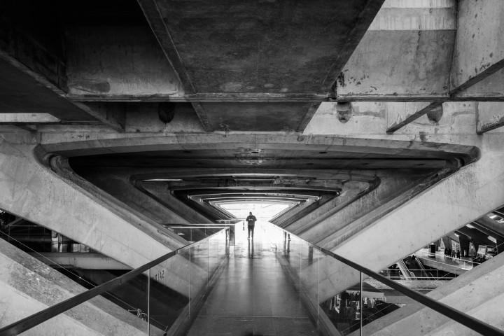 Estação do Oriente, Lissabon #10 | Kai-Uwe Klauss Architecture Photography