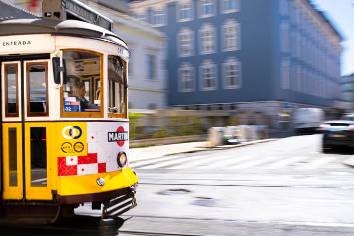 Tram, Lissabon #1 | Kai-Uwe Klauss Architecture Photography