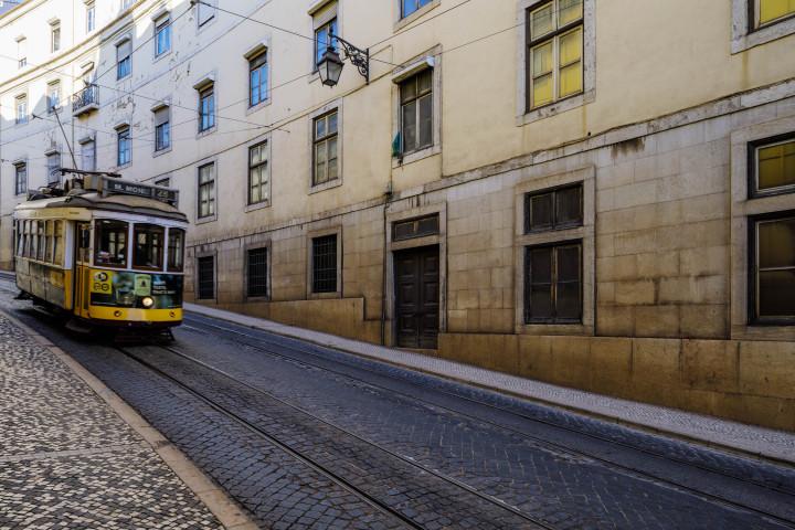 Calçada de São Francisco, Lissabon #12 | Kai-Uwe Klauss Architecture Photography