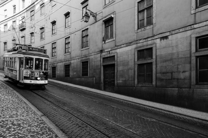Calçada de São Francisco, Lissabon #13 | Kai-Uwe Klauss Architecture Photography