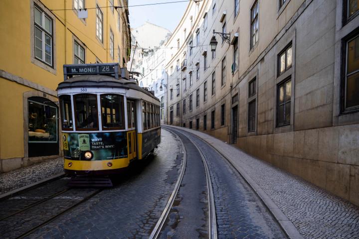 Calçada de São Francisco, Lissabon #23 | Kai-Uwe Klauss Architecture Photography