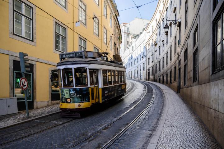 Calçada de São Francisco, Lissabon #24 | Kai-Uwe Klauss Architecture Photography
