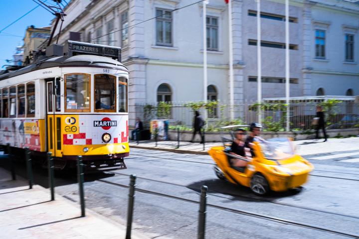 Tram, Lissabon #25 | Kai-Uwe Klauss Architecture Photography
