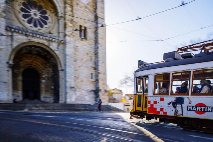 Tram, Lissabon #37 | Kai-Uwe Klauss Architecture Photography