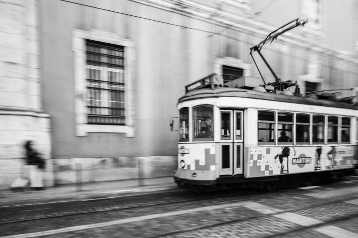 Tram, Lissabon #39 | Kai-Uwe Klauss Architecture Photography