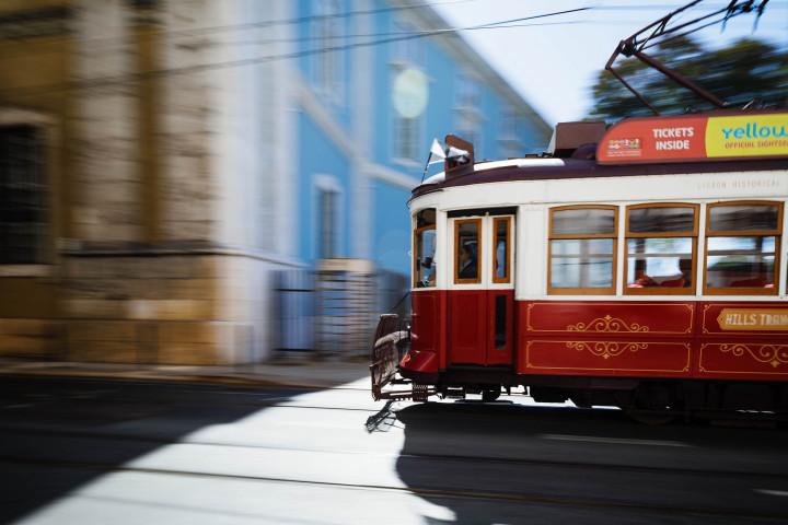 Tram, Lissabon #40 | Kai-Uwe Klauss Architecture Photography