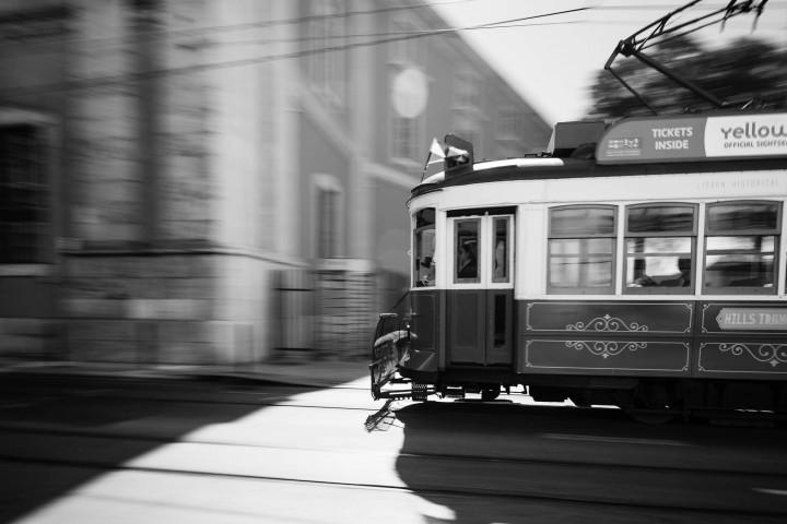Tram, Lissabon #41 | Kai-Uwe Klauss Architecture Photography