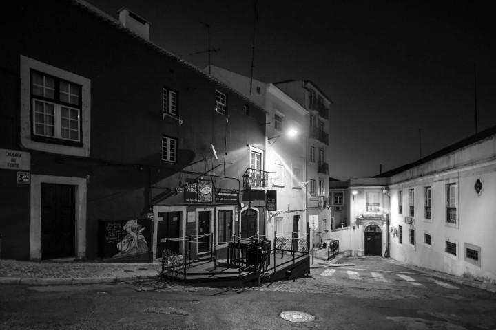 Straßen von Lissabon #51 | Kai-Uwe Klauss Architecture Photography