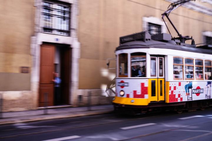 Tram, Lissabon #52 | Kai-Uwe Klauss Architecture Photography