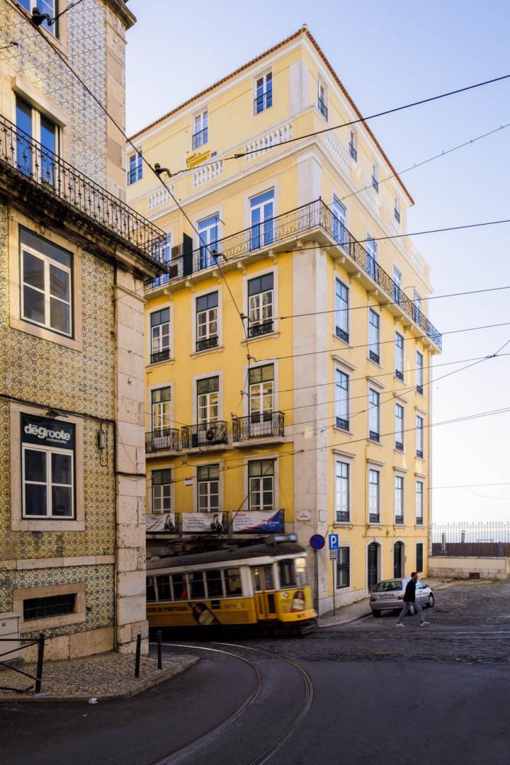 Straßen von Lissabon #11 | Kai-Uwe Klauss Architecture Photography