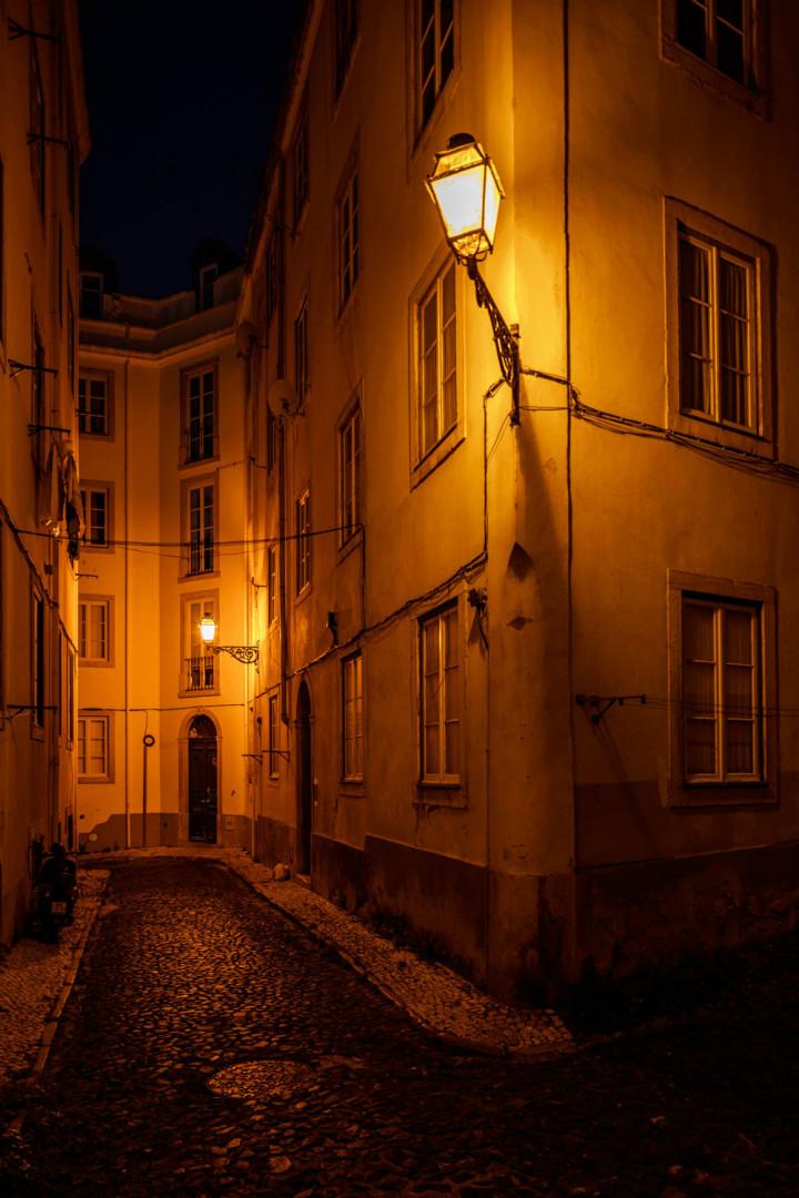 Straßen von Lissabon #12 | Kai-Uwe Klauss Architecture Photography