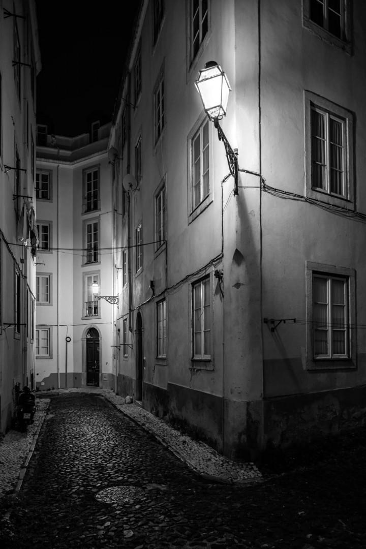 Straßen von Lissabon #13 | Kai-Uwe Klauss Architecture Photography