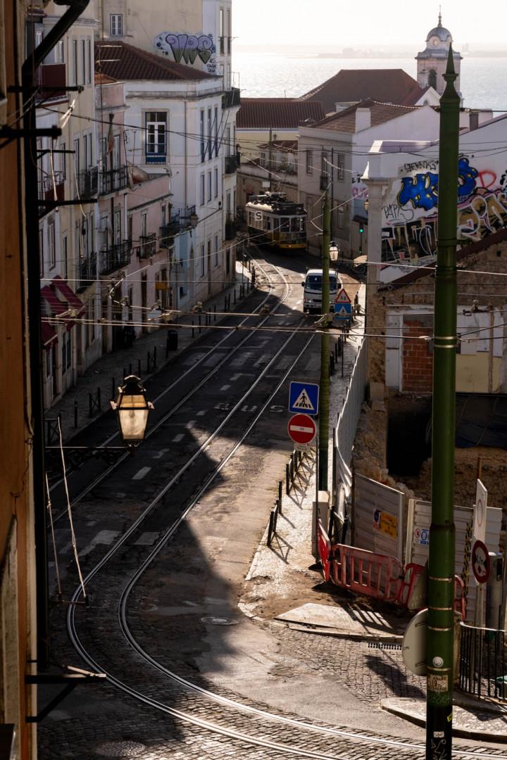 Straßen von Lissabon #16 | Kai-Uwe Klauss Architecture Photography
