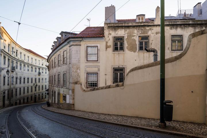 Calçada de São Francisco, Lissabon #17 | Kai-Uwe Klauss Architecture Photography