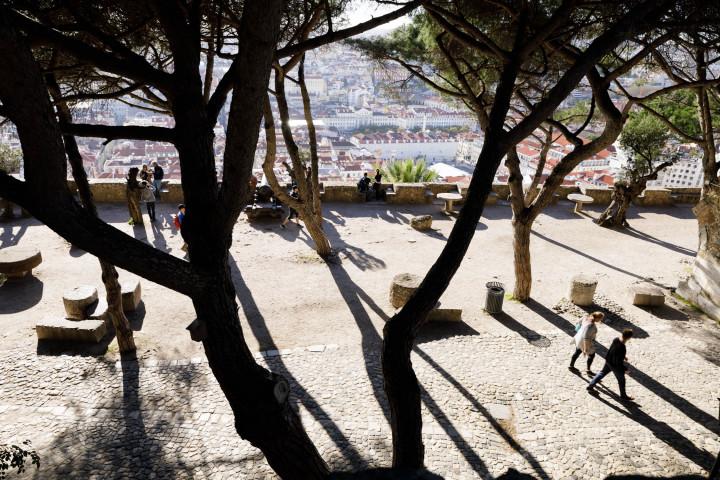 Lissabon #18 | Kai-Uwe Klauss Architecture Photography