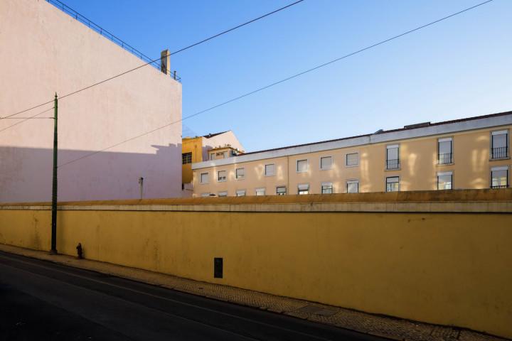Straßen von Lissabon #19 | Kai-Uwe Klauss Architecture Photography