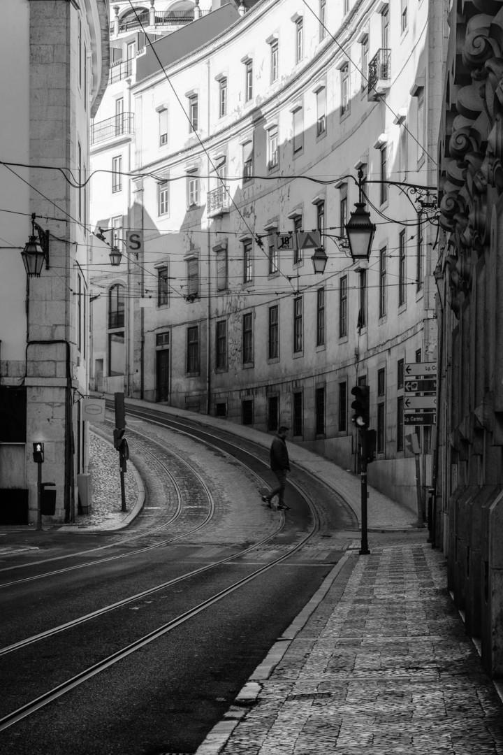 Straßen von Lissabon #2 | Kai-Uwe Klauss Architecture Photography