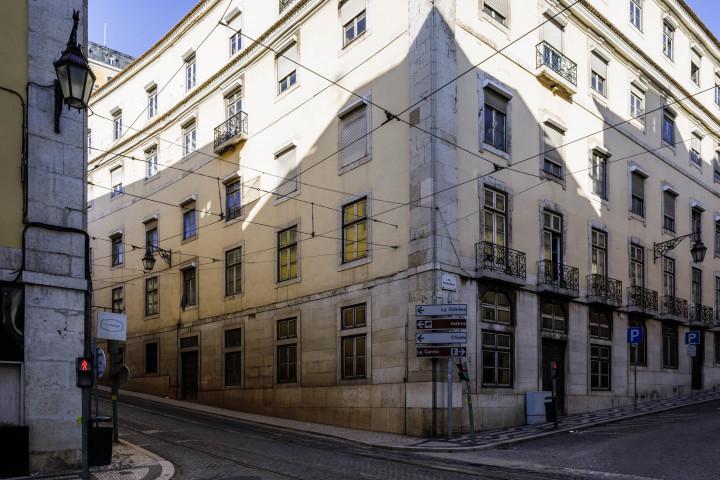 Calçada de São Francisco, Lissabon #21 | Kai-Uwe Klauss Architecture Photography