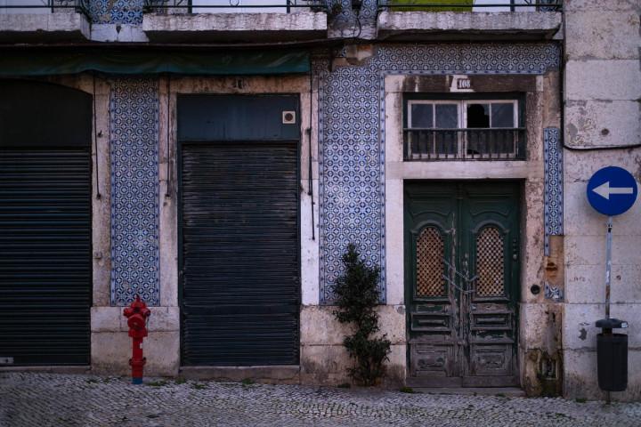 Straßen von Lissabon #23 | Kai-Uwe Klauss Architecture Photography