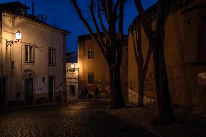 Straßen von Lissabon #24 | Kai-Uwe Klauss Architecture Photography