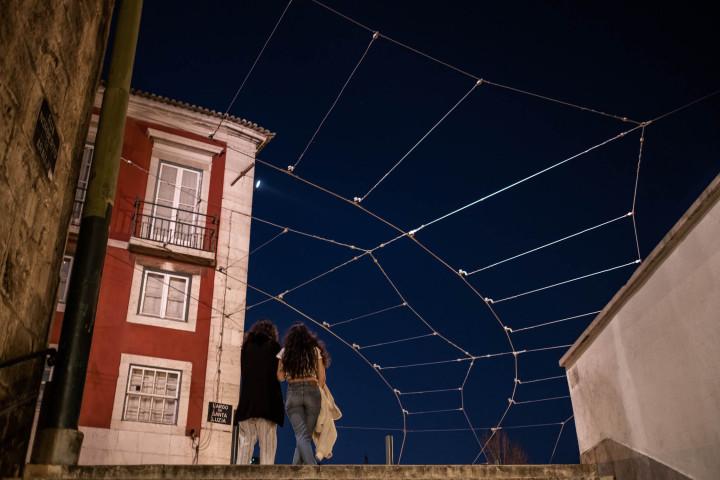 Straßen von Lissabon #25 | Kai-Uwe Klauss Architecture Photography