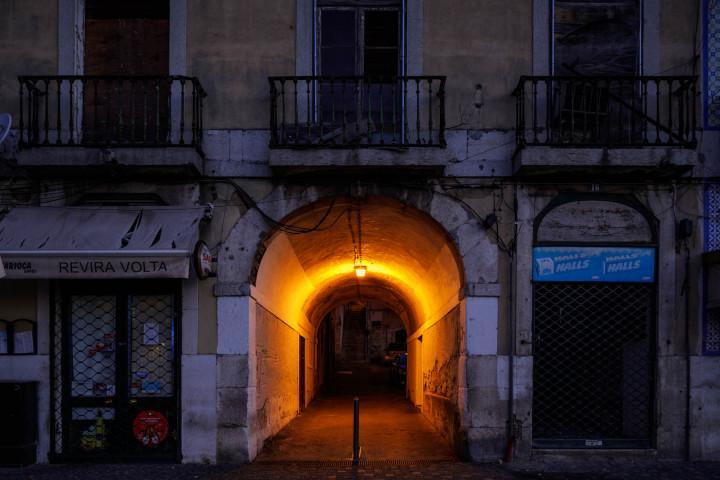 Straßen von Lissabon #26 | Kai-Uwe Klauss Architecture Photography