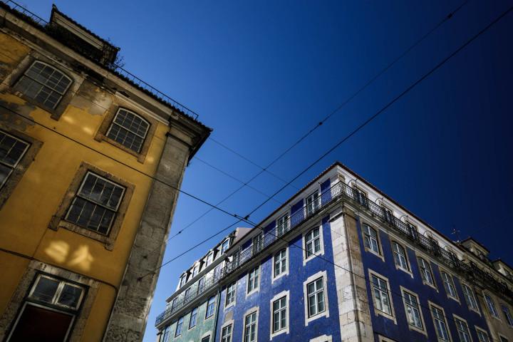 Straßen von Lissabon #29 | Kai-Uwe Klauss Architecture Photography