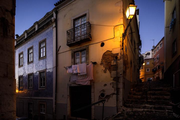Straßen von Lissabon #30 | Kai-Uwe Klauss Architecture Photography