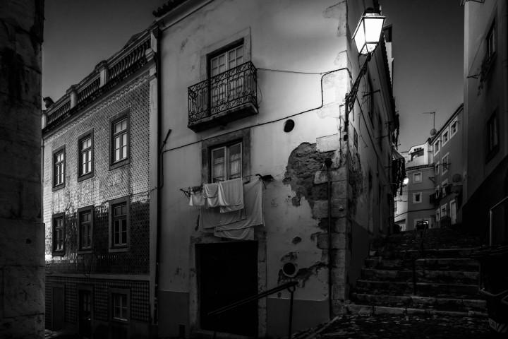 Straßen von Lissabon #31 | Kai-Uwe Klauss Architecture Photography