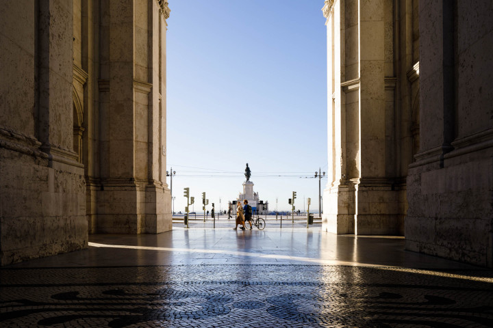 Praça do Comércio, Lissabon #32 | Kai-Uwe Klauss Architecture Photography