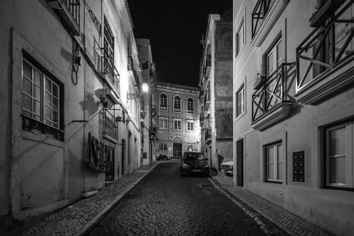 Straßen von Lissabon #34 | Kai-Uwe Klauss Architecture Photography