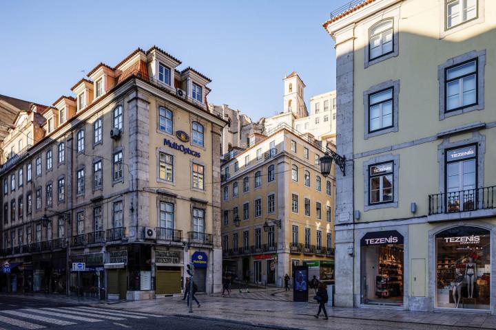 Straßen von Lissabon #35 | Kai-Uwe Klauss Architecture Photography