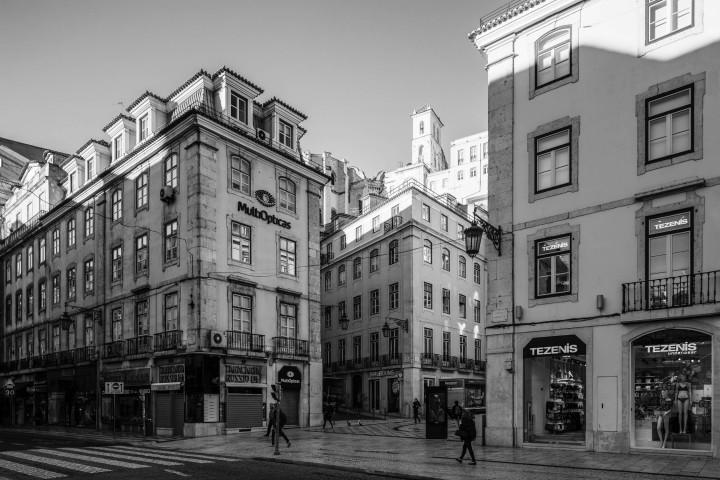 Straßen von Lissabon #36 | Kai-Uwe Klauss Architecture Photography