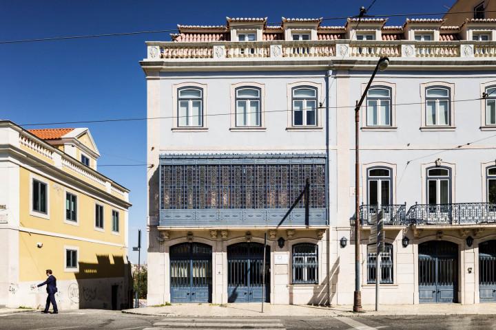 Straßen von Lissabon #38 | Kai-Uwe Klauss Architecture Photography