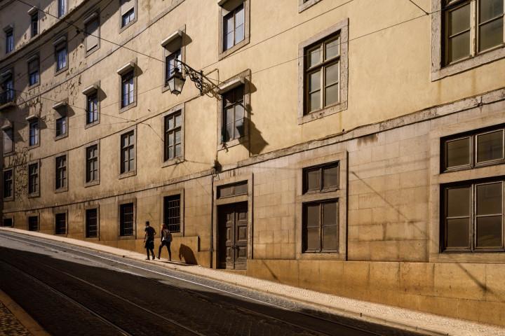 Calçada de São Francisco, Lissabon #48 | Kai-Uwe Klauss Architecture Photography