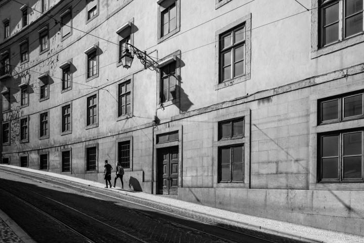 Calçada de São Francisco, Lissabon #49 | Kai-Uwe Klauss Architecture Photography