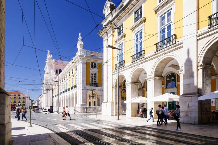 Praça do Comércio, Lissabon #50 | Kai-Uwe Klauss Architecture Photography