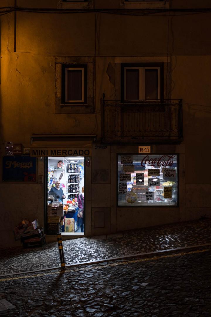 Straßen von Lissabon #7 | Kai-Uwe Klauss Architecture Photography