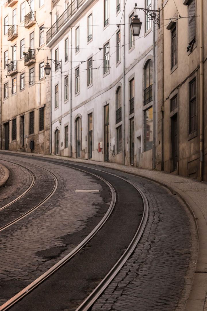 Straßen von Lissabon #8 | Kai-Uwe Klauss Architecture Photography